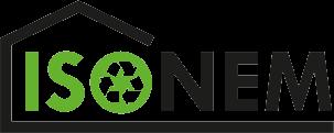 ISONEM gør det selv papiruld i Nordjylland Logo